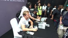 Mercedes AMG Petronas F1: Behind The Scenes With Lewis And Nico In Malaysia - Part 2 (VIDEO)