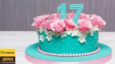 торт с розами для девочки: 15 тыс изображений найдено в Яндекс.Картинках