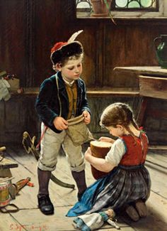 Gustav Igler - Children's games
