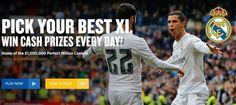 El Real Madrid se suma a la fiebre de la 'fantasy league' de Mondogoal