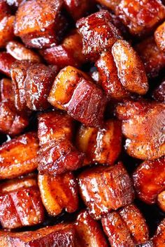 Use this amazing pork belly recipe to make amazingly tasty pork belly burnt ends! Grilled Pork Belly Recipe, Best Pork Belly Recipe, Pork Belly Recipes, Rib Recipes, Pork Meat, Bbq Pork, Pellet Grill Recipes, Grilling Recipes, Pork Belly Strips