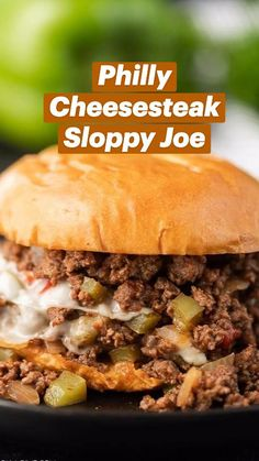 Beef Steak Recipes, Ground Beef Recipes, Crockpot Recipes, Cooking Recipes, Healthy Recipes, 10 Min Meals, Hamburger Dishes, Monthly Meal Planning, Tacos And Burritos