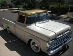 1959 Ford pickup truck Maintenance of old vehicles: the material for new cogs/casters/gears could be cast polyamide which I (Cast polyamide) can produce