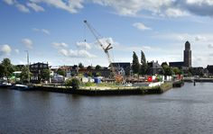 Kraanbolwerk te Zwolle