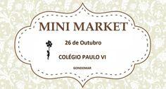 Mini Market é um mercado de moda, acessórios e bijuteria para crianças e senhoras. O mercado visa permitir a todas as marcas  participantes, apresentarem as novas colecções Outono/Inverno, reunindo num só espaço moda e animação.