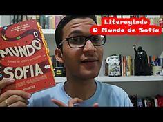LiterAgindo - Crítica O Mundo de Sofia