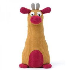 Knitnot Giraffe Kuscheltier von Jellycat - Bonuspunkte sammeln, auf Rechnung bestellen, DHL Blitzlieferung!