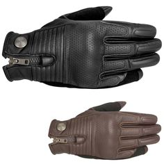 Alpinestars Mens Adult Rayburn Leather Street Bike Riding Moto Motorcycle Glove
