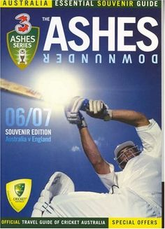 Book: The Ashes Downunder 06/07: Essential Souvenir Travel Guide