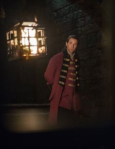 Black Jack Randall (Tobias Menzies) in Wentworth Prison