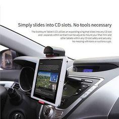 Cool Cars hacks 2017: Awesome Cars hacks 2017: ExoMount Tablet S CD Slot Car Mount...  Cár hacks Chec...  Cars World Check more at http://autoboard.pro/2017/2017/05/16/cars-hacks-2017-awesome-cars-hacks-2017-exomount-tablet-s-cd-slot-car-mount-car-hacks-chec-cars-world/