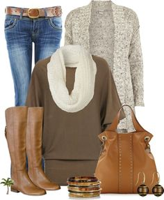 """Earth Tones"" by cindycook10 on Polyvore"