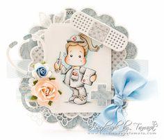 Heart nurse Tilda ♡ The Ribbon Girl