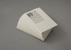 Book Writer/Editor business card   Business cards and Design layouts