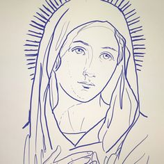 Bible Tattoos, Jesus Tattoo, Faith Hope Love Tattoo, Small Mandala Tattoo, Jesus Drawings, Heaven Tattoos, Religious Tattoos, Jesus Painting, Tattoo Project