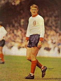 JIMMY Hills Football Wee...      Roger Hunt Retro Football, School Football, Football Kits, Liverpool Football Club, Liverpool Fc, Roger Hunt, Bristol Rovers, Magazine Pictures, Magazines