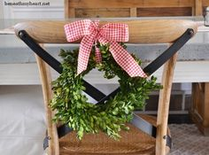 Christmas Home Tour {Part One} - Beneath My Heart