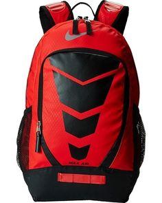 Nike - Max Air Vapor Backpack (Daring Red Black Metallic a6d33bf1f57de