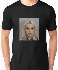 tana mongeau coachella mugshot  Unisex T-Shirt