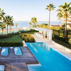 Villa Mar Plata In Puerto Banus Spain Offers Amazing Ocean Beach Views  Gorgeous Swimming Pool And