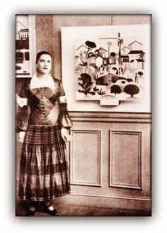 Tarsila do Amaral (Capivari, 1 de setembro de 1886 — São Paulo, 17 de janeiro de 1973)