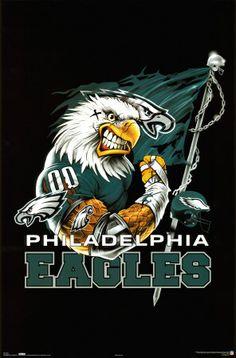Philadelphia Eagles is very big team of NFL in this season. Eagles Football Team, Nfl Flag, Eagles Nfl, Football Season, Football Memes, Eagles Memes, Eagles Cheerleaders, Football Signs, Phillies Baseball