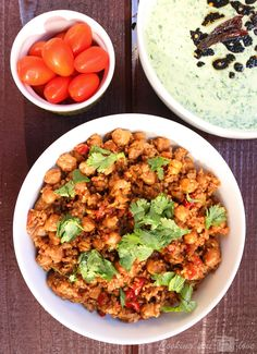 Pressure cooker Chickpea Bulgur Pilaf (Daliya chole pulav) is easy to make, healthy Indian lunch recipe. This bulgur pilaf is made in Instant Pot .