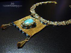 Naszyjnik zainspirowany Kleopatrą