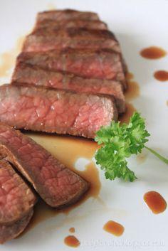 Glazed Pork Ribs with Shichimi Togarashi
