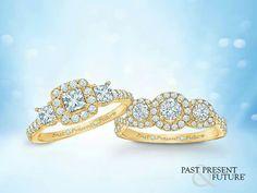Cute set of rings