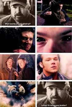 FROM SUPERNATURAL ~HELL AND BACK