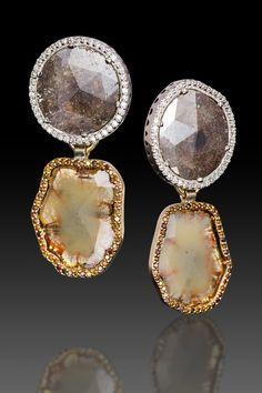 earrings by llyn, www.llynstrong.com