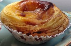 Pasteis de Belem... would be great for easter time...