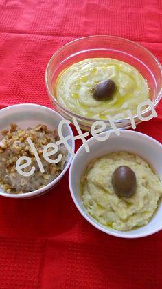 Γεύση Ελευθερίας: Σκορδαλιές για μπακαλιάρο και όχι μόνο Oatmeal, Salads, Pudding, Homemade, Breakfast, Desserts, Blog, The Oatmeal, Morning Coffee