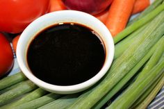 Homemade Ponzu Sauce Recipe - Food.com: Perfect dipping sauce with gyoza!