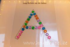 Alfabet A4