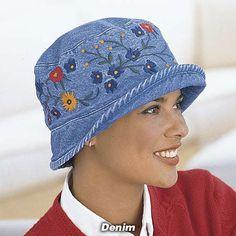 Bucket Hats, Cancer Hats, Chemo Hats, Headwear For Cancer Patients, Cancer Patients Hats - TLC