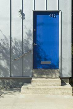 American Street Houses I,© Greg Benson Photography