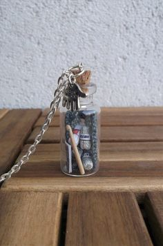 Hey, I found this really awesome Etsy listing at https://www.etsy.com/listing/461146664/happy-crochet-bottle-necklace-gift-for