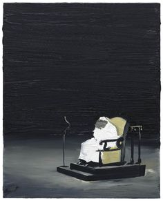 Wilhelm Sasnal, Untitled, 2009. Private Collection