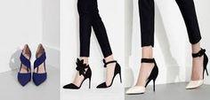 Resultado de imagen para zapatos con tacos medianos