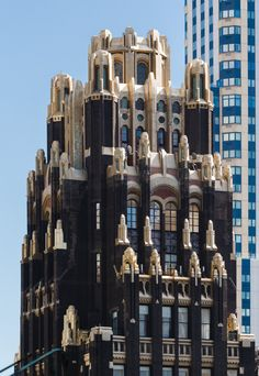 archexplorer: American Radiator Building, NYC