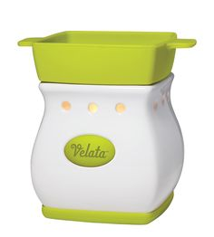 Cut me a slice of this Key Lime warmer from Velata's Curve collection. Yum! Want Velata?  Contact me! Vanessa Parson