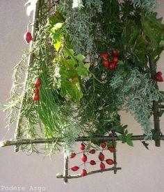 Albero di Natale fuoriporta fai da te #DIY #Christmas