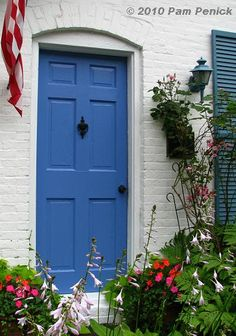 Color for front door