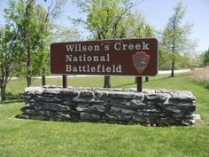 Wilson's Creek National Battlefield in Springfield, MO the scene of a major Civil War battle in 1861 where the first Union general, Nathaniel Lyon was killed. Losses totaled to 2,500 on both sides combined.