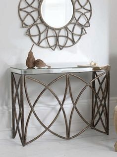 "Beckfield Console Table 40x14x30"" Gallery Direct - Gallery Direct - Maison Living"