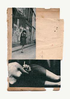 http://lespapierscolles.wordpress.com/2013/03/14/katrien-de-blauwer/ Katerien De Blauwer #collage #graphisme #illustration #art