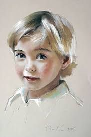 「rob beckett portrait pastel paintings」的圖片搜尋結果
