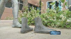 Statues stolen at Nevada Ballet Theatre